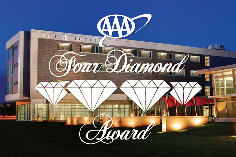 The Hotel at Kirkwood Center Again Earns Four Diamond Rating