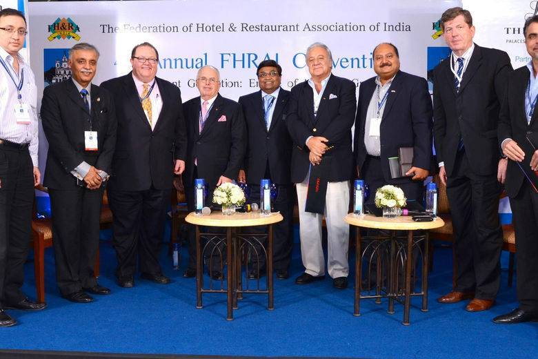 HFTP took part in a landmark panel discussion at the recently concluded 48th FHRAI Annual Convention, Goa (Sept 7 1012)