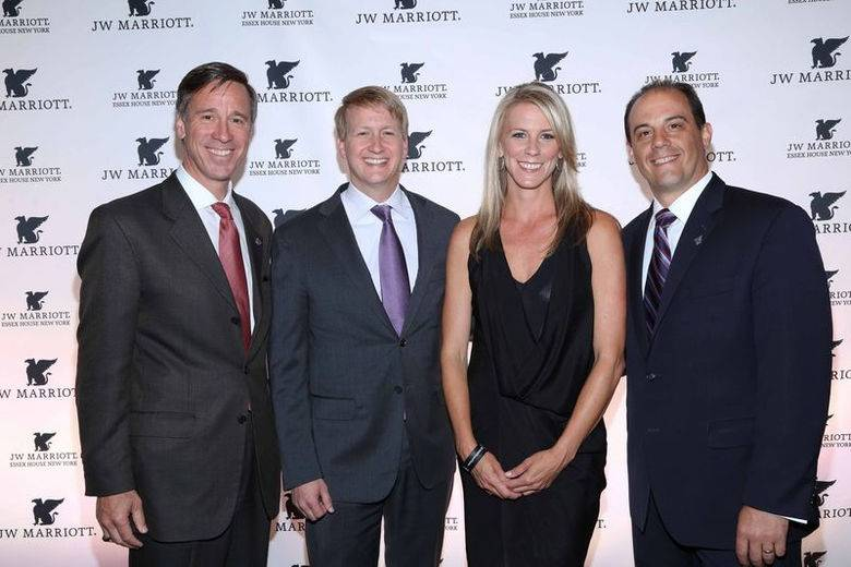 Star-Studded Evening Marks the Grand Opening of Iconic JW Marriott Essex House