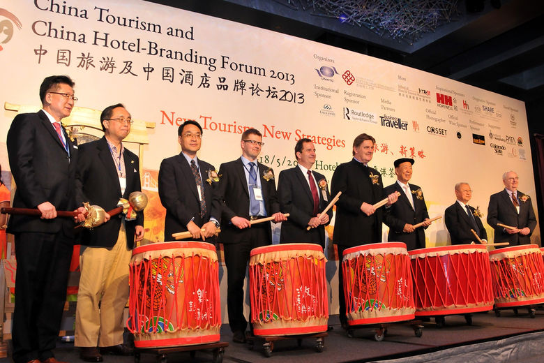 UNWTO and PolyU co-host China Tourism and China Hotel-Branding Forum 2013
