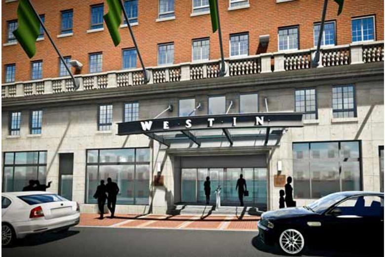 The Westin Portland Harborview Hotel