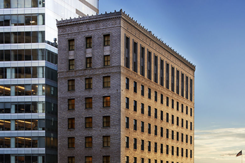 Inland American Real Estate Trust, Inc. Purchases Collection of Hotel Monaco Properties