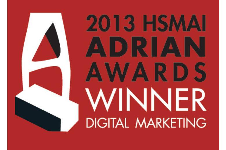 2013 HSMAI Adrian Award Winner