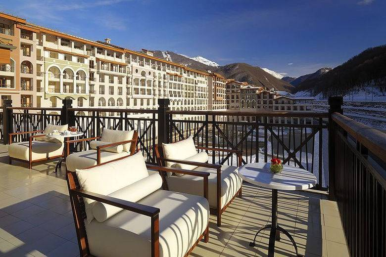 Marriott Opens First Hotel in Sochi, Russia
