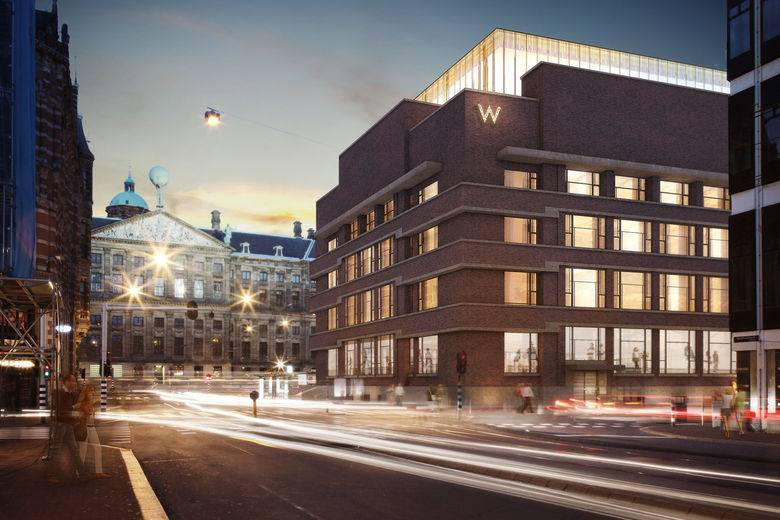 W Hotels Worldwide to Make Dutch Debut