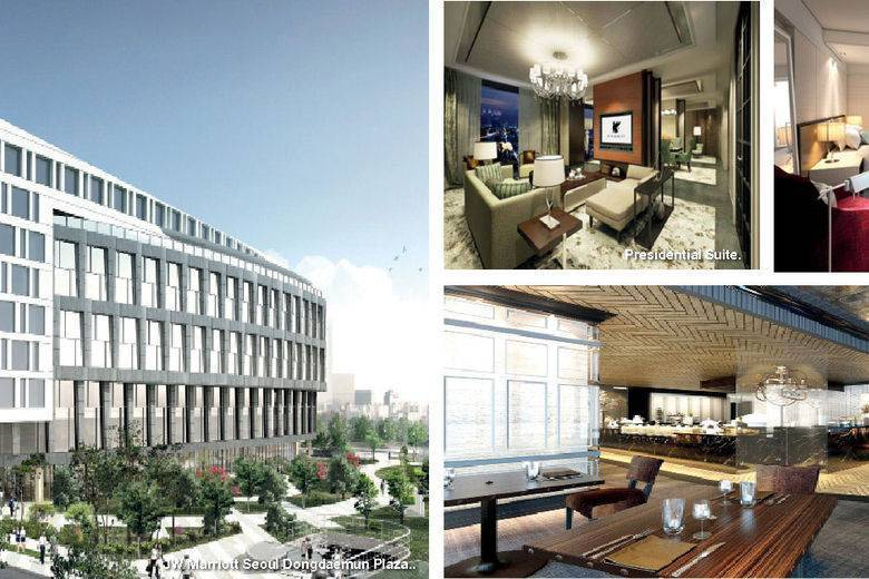 JW Marriott Hotels & Resorts Opens First LEED Gold Certified Hotel in Seoul