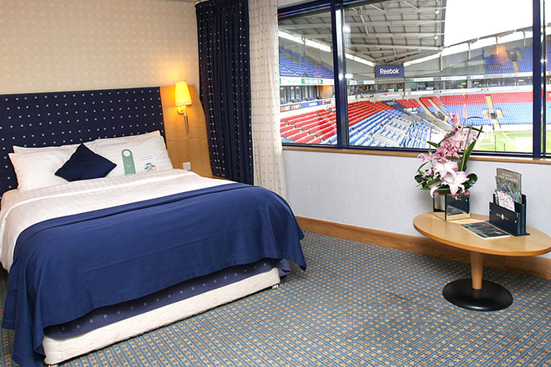 Bolton Football Stadium Hotel Kicks Security Up To New