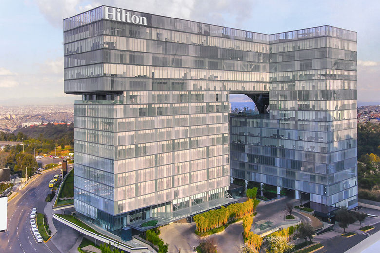 Hilton Hotels & Resorts Debuts New Hotel in Mexico with Opening of Hilton Mexico City Santa Fe