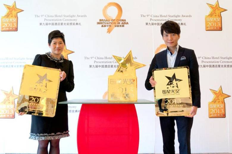 Ovolo Hotels Pick up Pair of China Hotel Starlight Awards