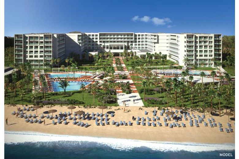 RIU Opens the 573-room Riu Playa Blanca in Panama