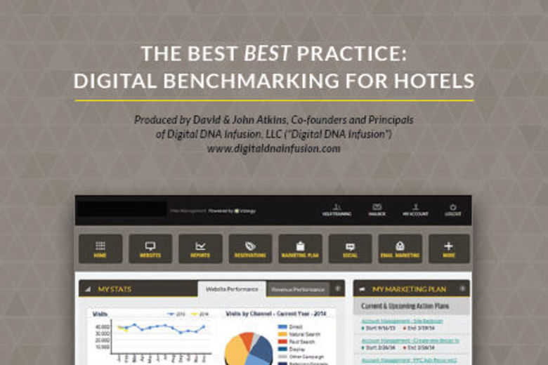 "Whitepaper – ""The Best Best Practice: Digital Benchmarking for Hotels"""