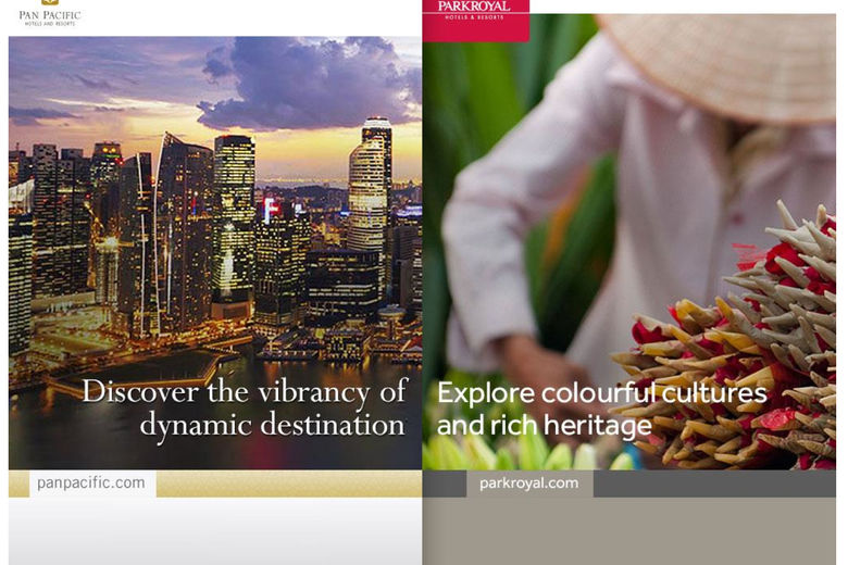 "New ""Pan Pacific"" and PARKROYAL websites deliver improved user experience, guarantee best rate for direct bookings"