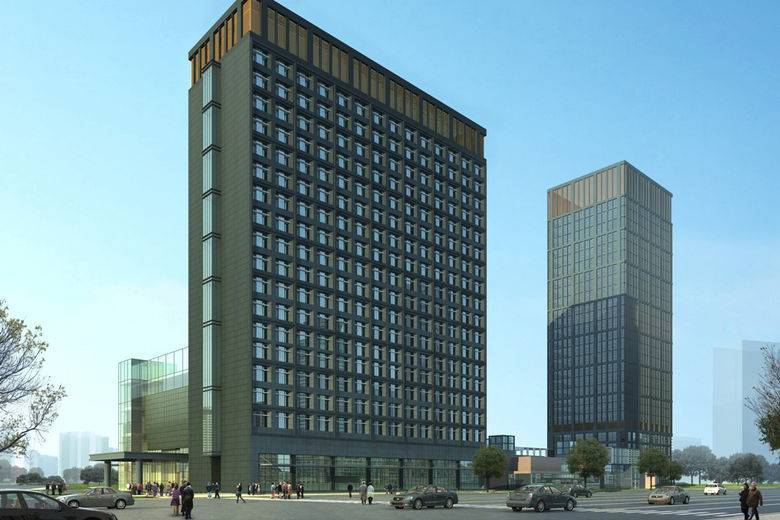 Starwood Hotels Expands Footprint In China With The Opening Of Four Points By Sheraton Hefei