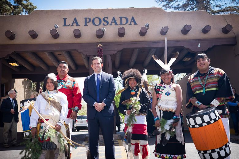 Starwood Hotels & Resorts Introduces The Luxury Collection Brand to New Mexico with La Posada de Santa Fe