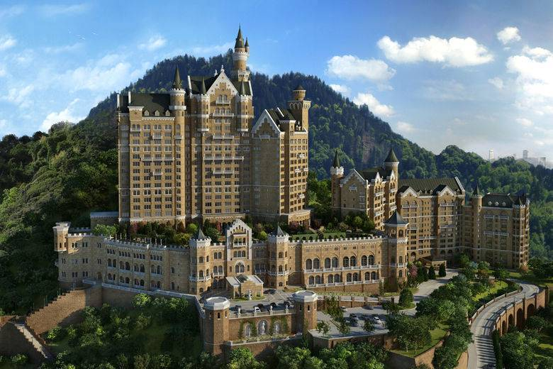 Starwood's Luxury Collection Announces The Castle Hotel In Dalian