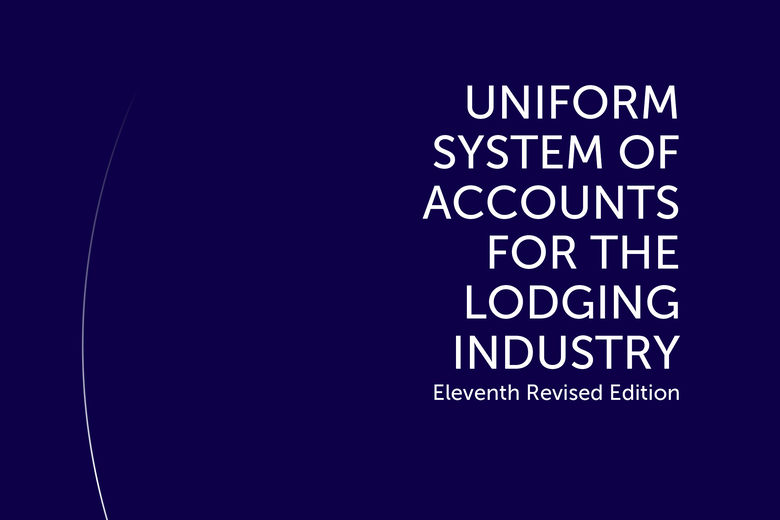 Uniform System of Accounts for the Lodging Industry