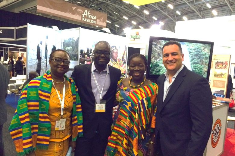 Busy Rooms at WTM Africa