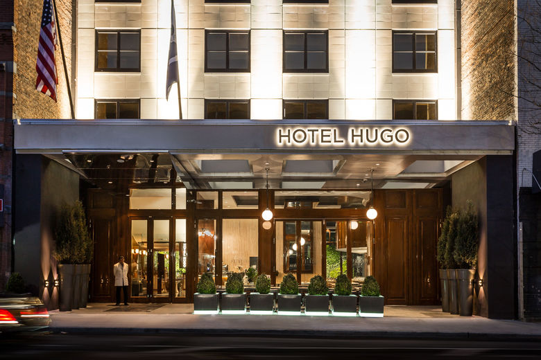 New York's Hotel Hugo Opens its Doors with the Latest in RFID and Wireless Security from VingCard Elsafe
