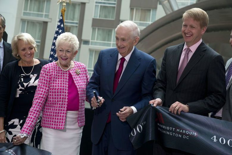 Marriott Celebrates the Grand Opening of Its 4,000th Hotel - The Marriott Marquis Washington, DC