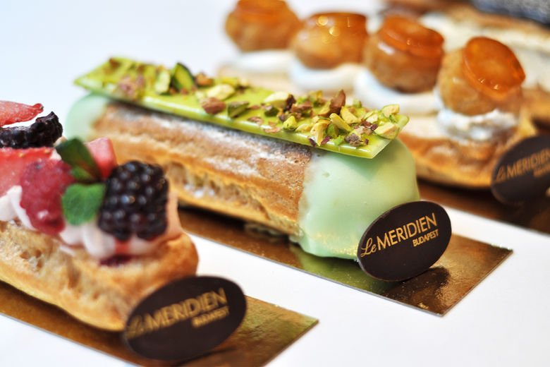 Le Méridien Reinvents the Éclair in Partnership with Acclaimed Pastry Chef and Newest LM100™ Member Johnny Iuzzini