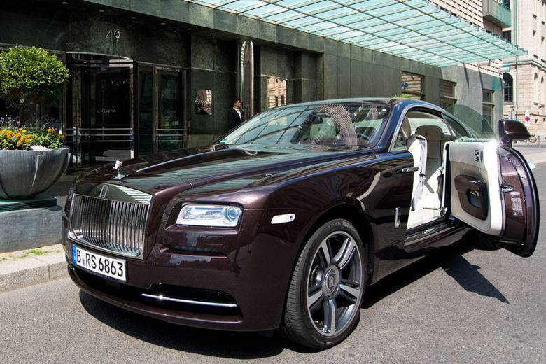 Luxury Unique Brought To You By The Regent Berlin Rolls