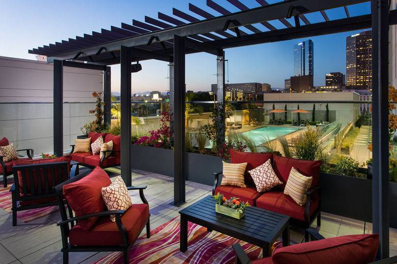 L.A. LIVE Rolls Out Red Carpet for Courtyard and Residence Inn
