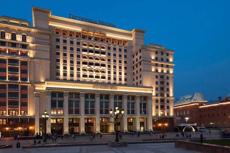 Landmark Hotel Moskva Reborn as Four Seasons Hotel Moscow, the Russian Capital's Premier Luxury Hospitality Address