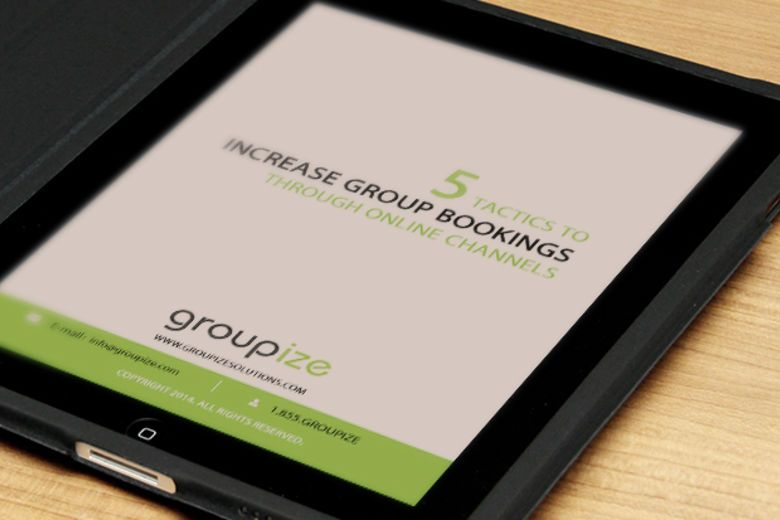 Five Tactics for Hotels to Increase Group Bookings from Online Channels