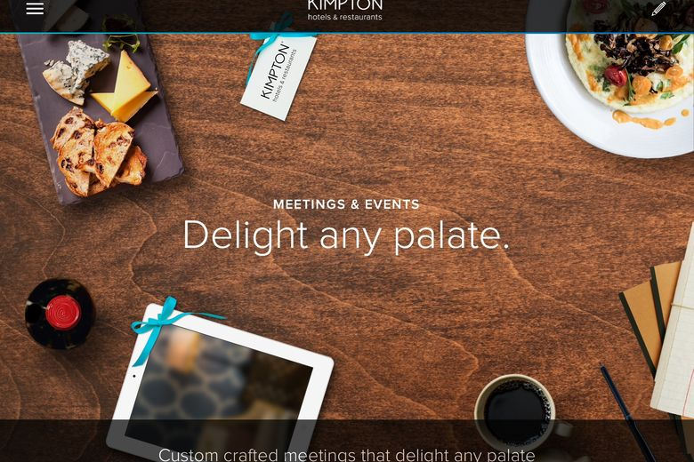 New Kimpton Sales App Allows for a Visual Venue Shopping Experience