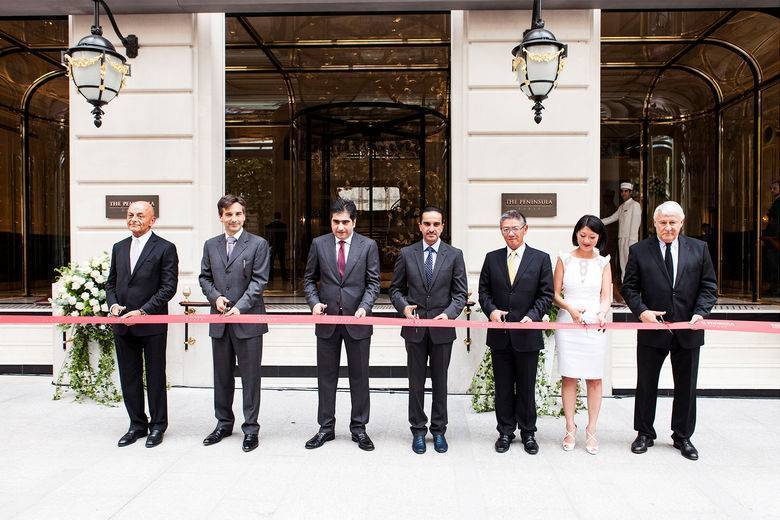 200-room The Peninsula Paris Opens its Doors