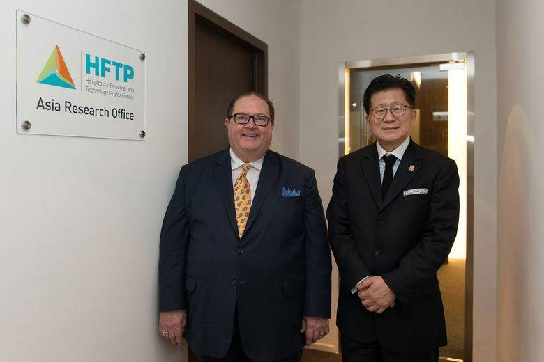 International Body of Hotel Professionals to Establish Asia Research Office at PolyU