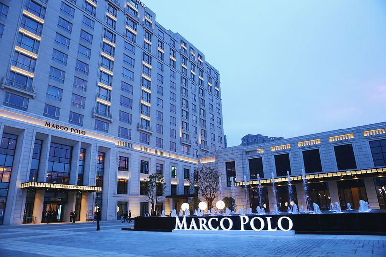 marco polo changzhou opens to reveal an urban oasis. Black Bedroom Furniture Sets. Home Design Ideas