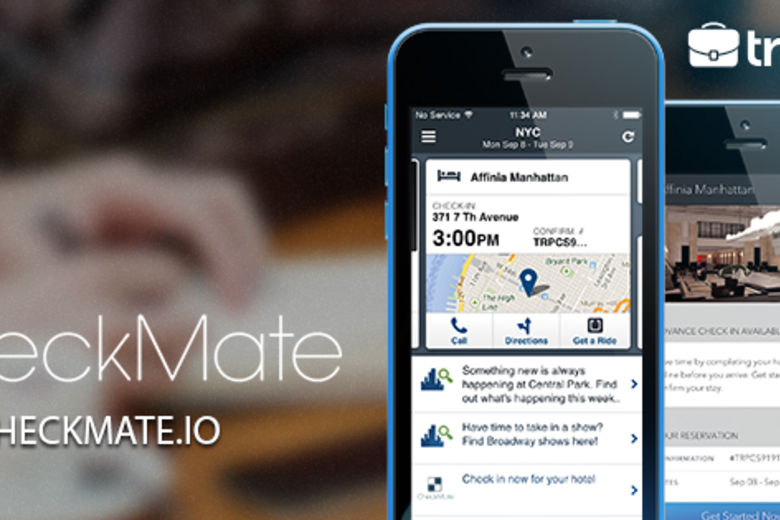CheckMate Integrates with TripCase to Revolutionize Mobile Travel Experience