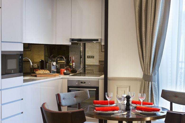 ascott serviced apartment debuts luxurious citadines suites arc de triomphe in the heart of