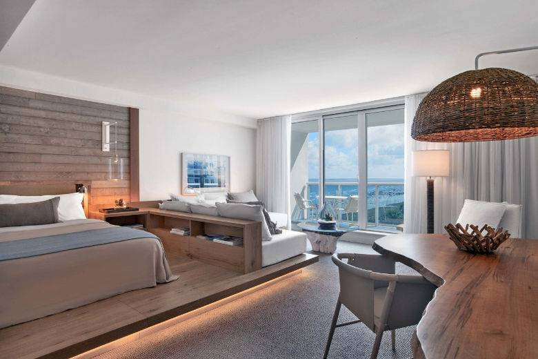 Barry Sternlicht Presents Hospitality With A Purpose; Launches 1 Hotels Brand
