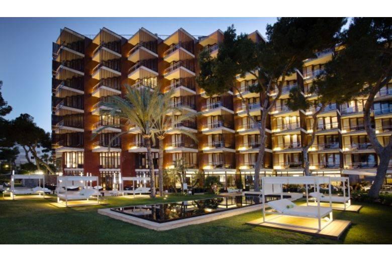 Gran meli de mar meli hotels international continues to for Designer hotels mallorca