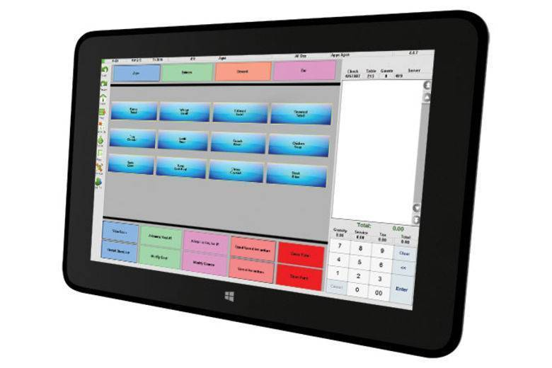 Agilysys Introduces Groundbreaking POS Mobile Tablets