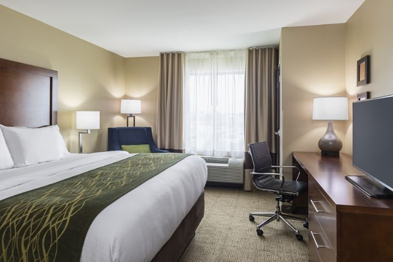 Choice Hotels Experiences Boom In New Construction