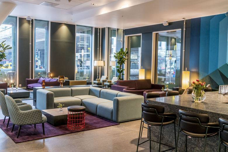 Scandic Continental – Stockholm's most central business hotel is now open
