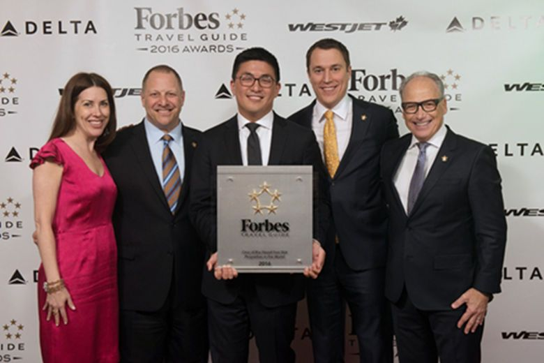 Forbes Travel Guide Reveals Its 2019 Star Award Winners ...