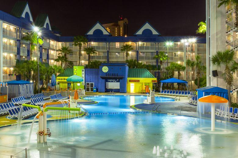 Holiday Inn Resort 174 Orlando Suites Waterpark Joins Ihg