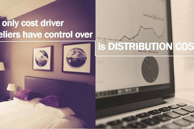 Hotel Distribution Cost: The Only Cost Driver That Can Save Your Property's Bottom Line in 2017