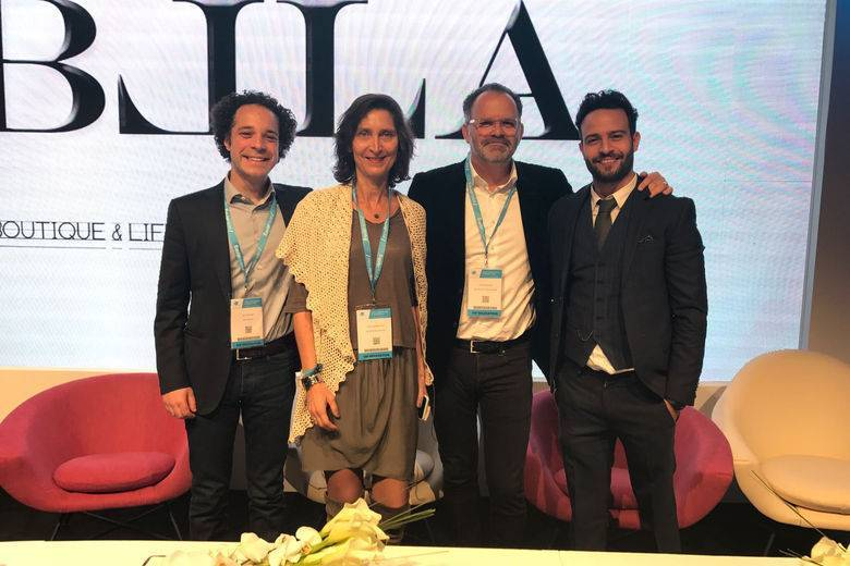 Top Hoteliers Discuss Design @ BLLA Paris