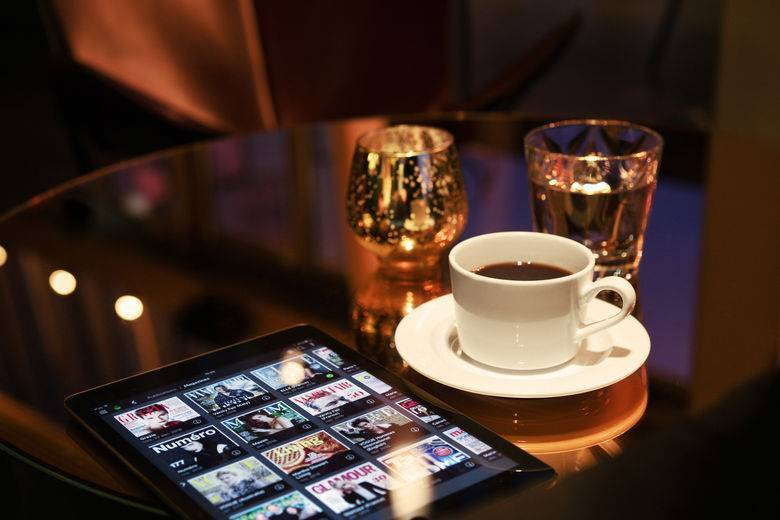 Scandic to offer digital newspapers and magazines to all hotel guests and visitors