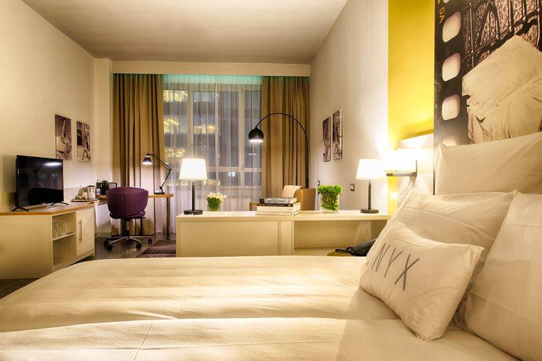 Europe's first NYX Hotel opens in Milan