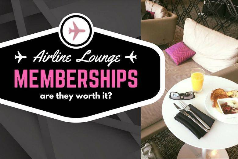 Airline Lounge Memberships – Are they Worth it?