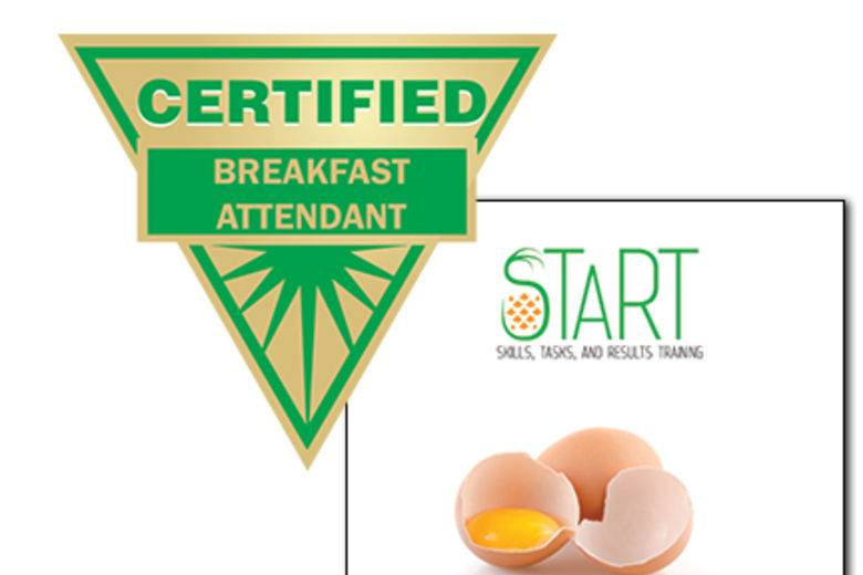 Ahlei Adds Breakfast Attendant Training And Certification To Start