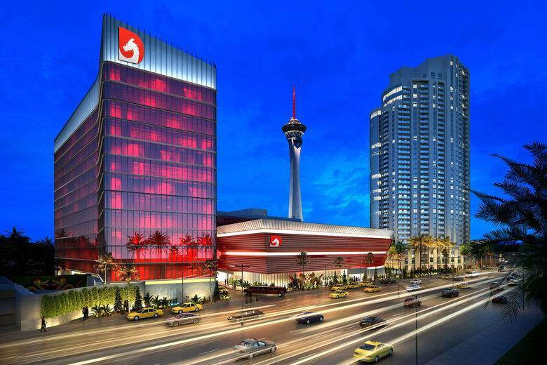 Newest Las Vegas Hotel Casino The Lucky Dragon Hotel