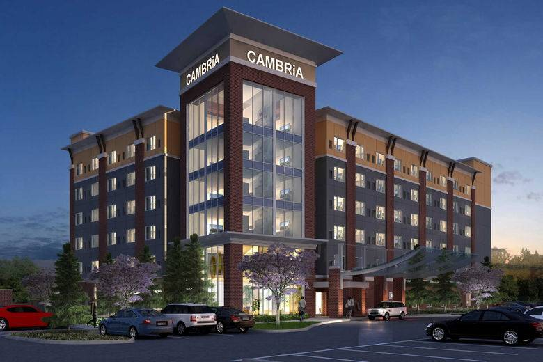 Choice Hotels International Announces Cambria hotel & suites Los Angeles - LAX