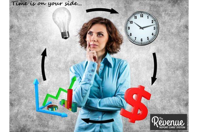 Time is on your side in Optimizing Revenues